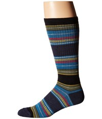 Volcom Furrow Stormy Blue Men's Crew Cut Socks Shoes