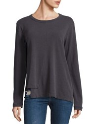 Wilt Raw Twisted Slouchy T Shirt