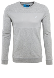 Your Turn Active Sweatshirt Light Grey Melange Mottled Light Grey