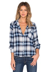Cp Shades Jay Plaid Button Up Blue