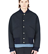 Marni Structured Bomber Jacket
