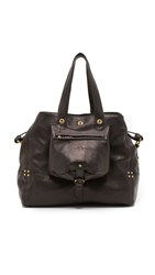 Jerome Dreyfuss Billy Medium Tote Black