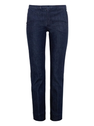 'S Max Mara Mantide Straight Leg Cropped Jeans