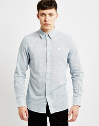 G Star G Star Shattor Shirt Light Blue