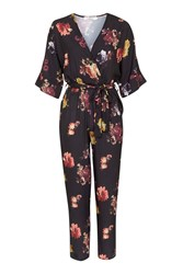 Kimono Jumpsuit By Oh My Love Multi