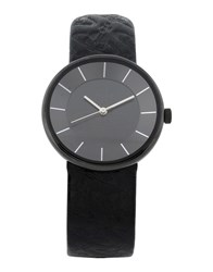Vivienne Westwood Timepieces Wrist Watches Men Black