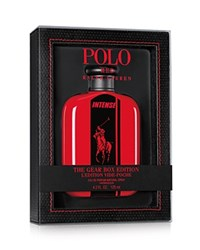 Ralph Lauren Polo Red Intense The Gear Box Edition No Color