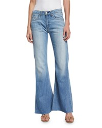 Rag And Bone Rag And Bone Jean Beach Mid Rise Bell Bottom Jeans Ryder Women's Size 28