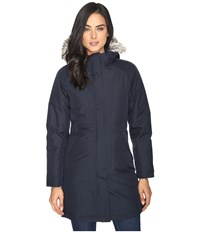 The North Face Arctic Parka Urban Navy Heather Women's Coat Gray