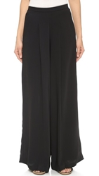 Clover Canyon Wide Leg Pants Black