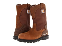 Carhartt 11 Bison Waterproof Work Boot Brown Oil Tan Men's Work Boots
