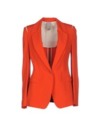 People Suits And Jackets Blazers Women Rust