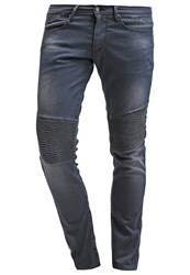 Japan Rags Slim Fit Jeans Grey