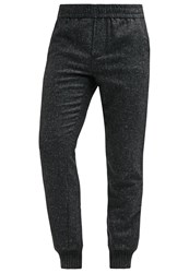 Banana Republic Trousers Dark Charcoal Brown