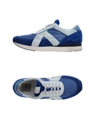 O.X.S. Low Tops And Trainers Blue
