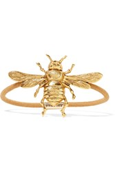 Jennifer Behr Bee Gold Tone Hair Tie