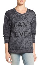 Stem Women's Graphic Sweatshirt