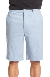 Men's Vince Walking Shorts Faded Denim