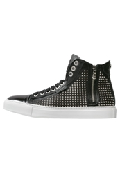 Michalsky Urban Nomad Iii Hightop Trainers Black