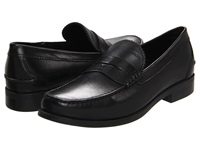 Geox U Damon 2 Black Men's Slip On Shoes