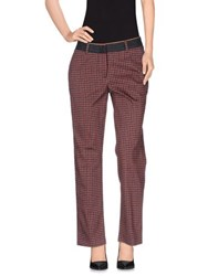 Alberto Biani Trousers Casual Trousers Women Red
