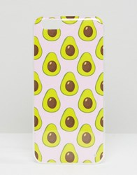 Signature Avocado Iphone 6 Case Pink Avocado Multi