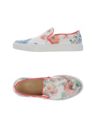 Giambattista Valli Footwear Low Tops And Trainers Women White