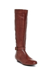 Ciao Bella Leslie Leather Boot Brown