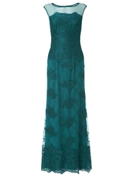 Phase Eight Collection 8 Catalonia Embellished Dress Sea Green