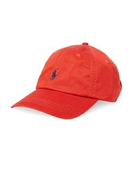Polo Ralph Lauren Seamed Bill Sports Cap Sportsman Orange