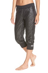 Helly Hansen 'Cross' Water Resistant Insulator Pants Ebony
