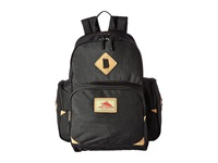 High Sierra Warren Backpack Black Backpack Bags