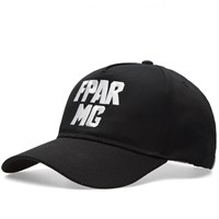 Fpar Metal Baseball Cap Black