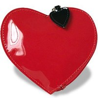 Fontanelli Heart Coin Holder