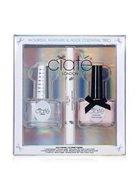Ciate Ciate Nourish Nurture And Nude Essential Trio Bloomingdale's Exclusive No Color