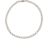 Munnu Women's Oval Chain Link Necklace No Color