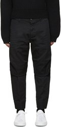 Dsquared Black Tizzy Chinos