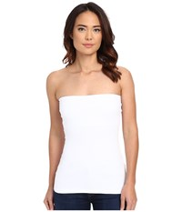 Susana Monaco Tube Top Sugar 1 Women's Sleeveless White