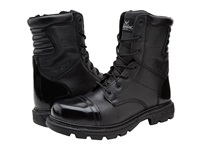 Thorogood 8 Inch Side Zipper Work Boot Black Men's Work Boots