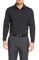 Bobby Jones Men's 'Liquid Cotton' Long Sleeve Jersey Polo