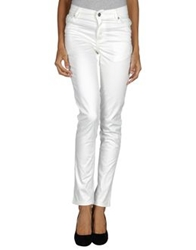 Cheap Monday Casual Pants White