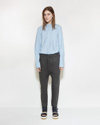 Marni Pull On Trouser Glass Green