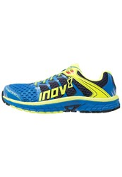 Inov 8 Inov8 Roadclaw 275 Cushioned Running Shoes Blue Lime Navy