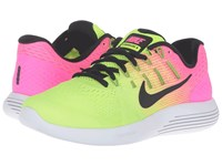 Nike Lunarglide 8 Oc Multicolor Multicolor Women's Running Shoes Black