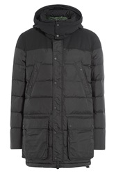 Duvetica Quilted Down Parka Black