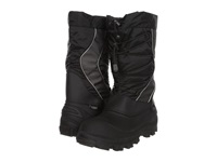 Tundra Boots Wyoming Black Silver Men's Pull On Boots