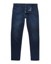 Ted Baker Shariff Straight Fit Jeans Blue
