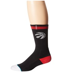 Stance Raptors Arena Logo Grey Crew Cut Socks Shoes Gray