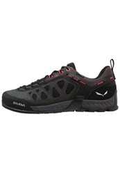 Salewa Firetail 3 Gtx Walking Shoes Black Out Hot Coral