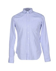 U Ni Ty Shirts Shirts Men Sky Blue